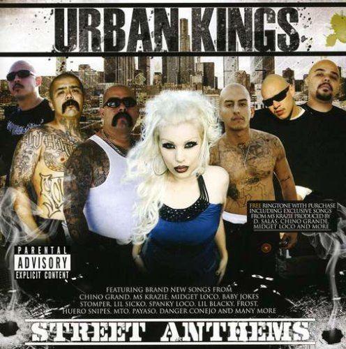 Various – Urban Kings Street Anthems