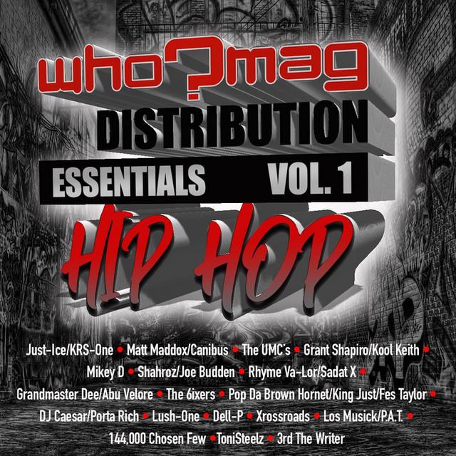 Various – WHO?MAG Distribution Essentials, Vol. 1: Hip Hop