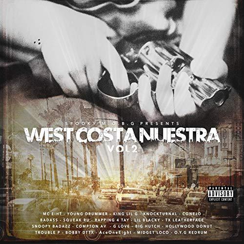 Various – West Costa Nuestra, Vol. 2
