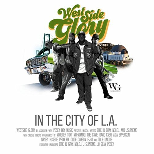 Various – Westside Glory: In The City Of L.A.