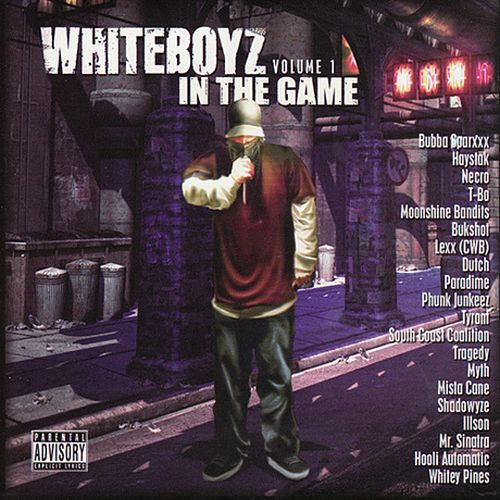 Various – Whiteboyz In The Game