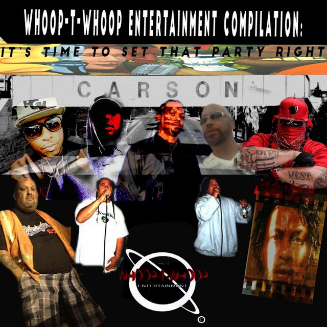 Various – Whoop-T-Whoop Entertainment Compilation: It's Time To Set That Party Right
