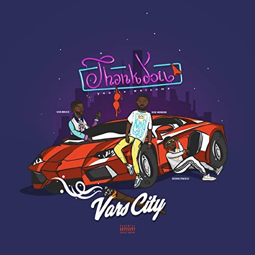 Vars City – Thank You, You're Welcome