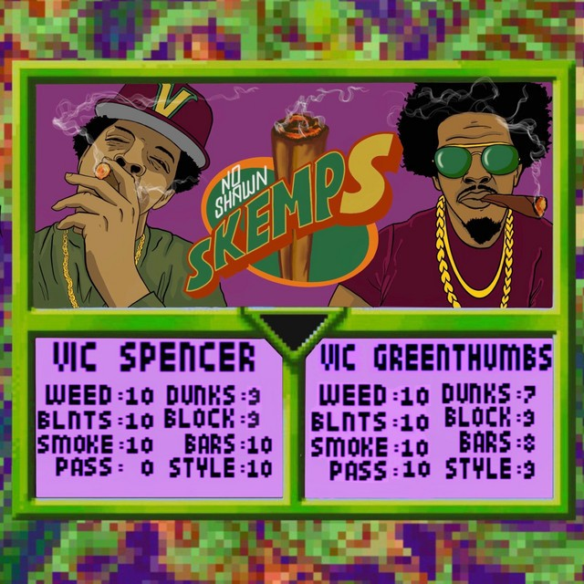 Vic Spencer – No Shawn Skemps