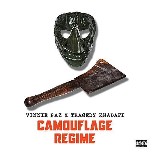 Vinnie Paz & Tragedy Khadafi – Camouflage Regime