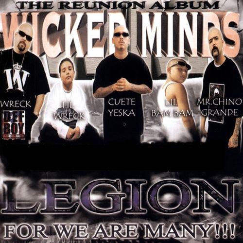 Wicked Minds - Legion