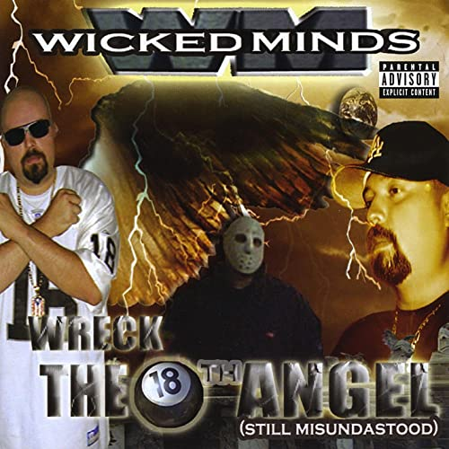 Wicked Minds - The 18th Angel