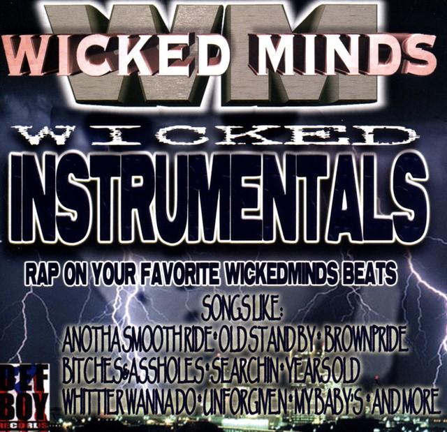 Wicked Minds – Wicked Instrumentals