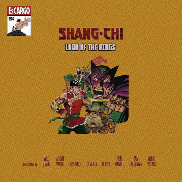 Will EsCargo – Shang Chi: Lord Of The Rings