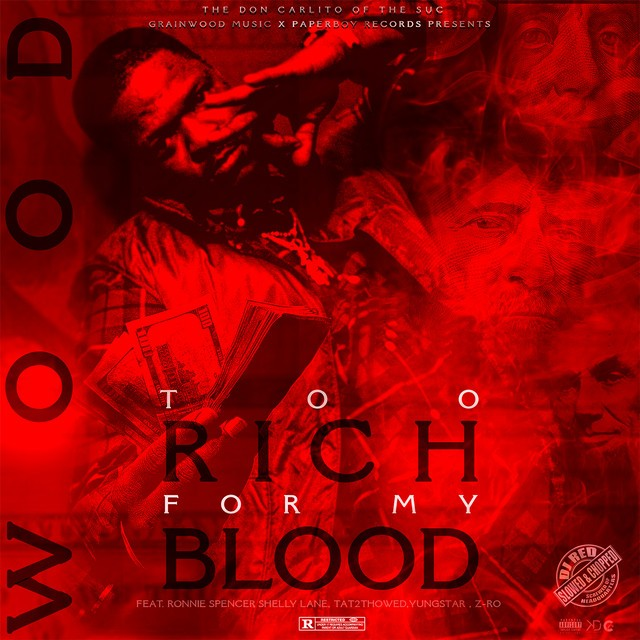 Wood & DJ Red – Too Rich For My Blood