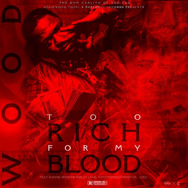 Wood – Too Rich For My Blood