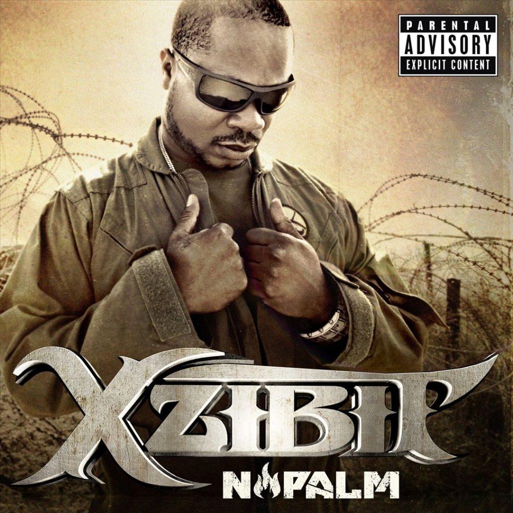 Xzibit - Napalm (Front)