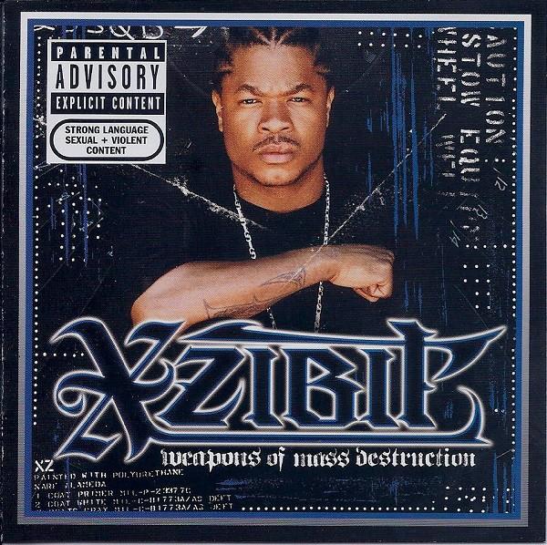 Xzibit – Weapons Of Mass Destruction