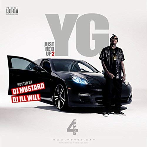 YG – Just Re'd Up 2 (Deluxe Edition)