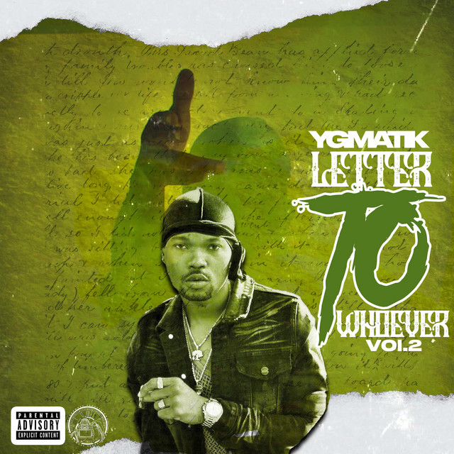 YG Matik – Letter To Whoever, Vol. 2