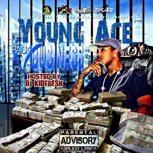 Young Ace – Back N Business