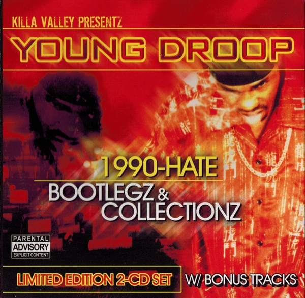 Young Droop – 1990-Hate / Bootlegz & Collectionz