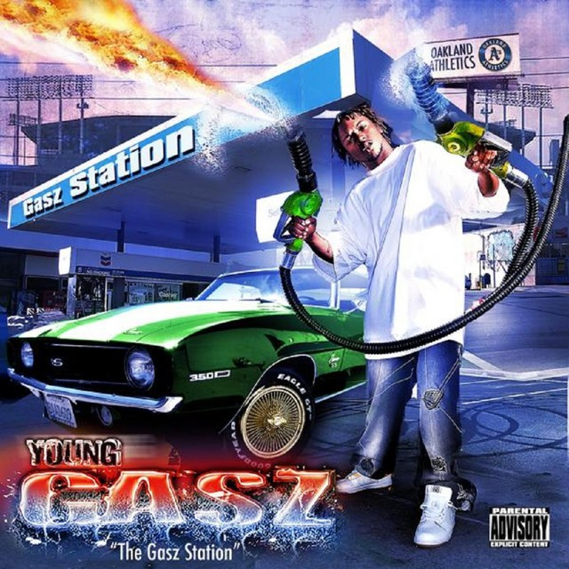 Young Gasz – The Gasz Station