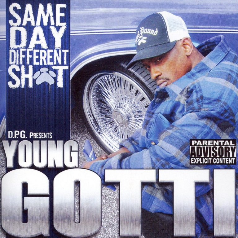 Young Gotti – Same Day Different Shit