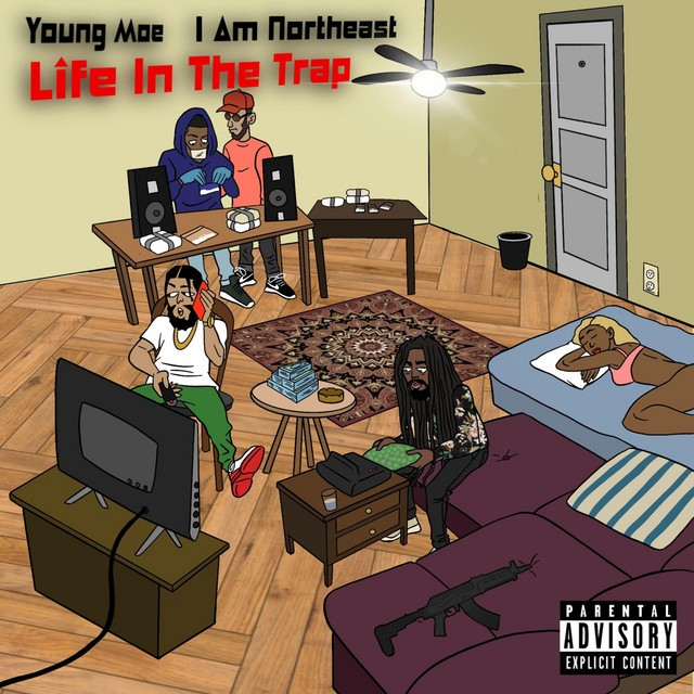 Young Moe – Life In The Trap