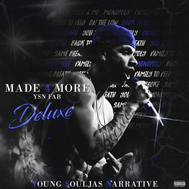 Ysn Fab – Made 4 More (Deluxe)