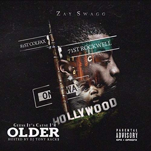Zay Dineroo – Guess It's Cause I'm Older